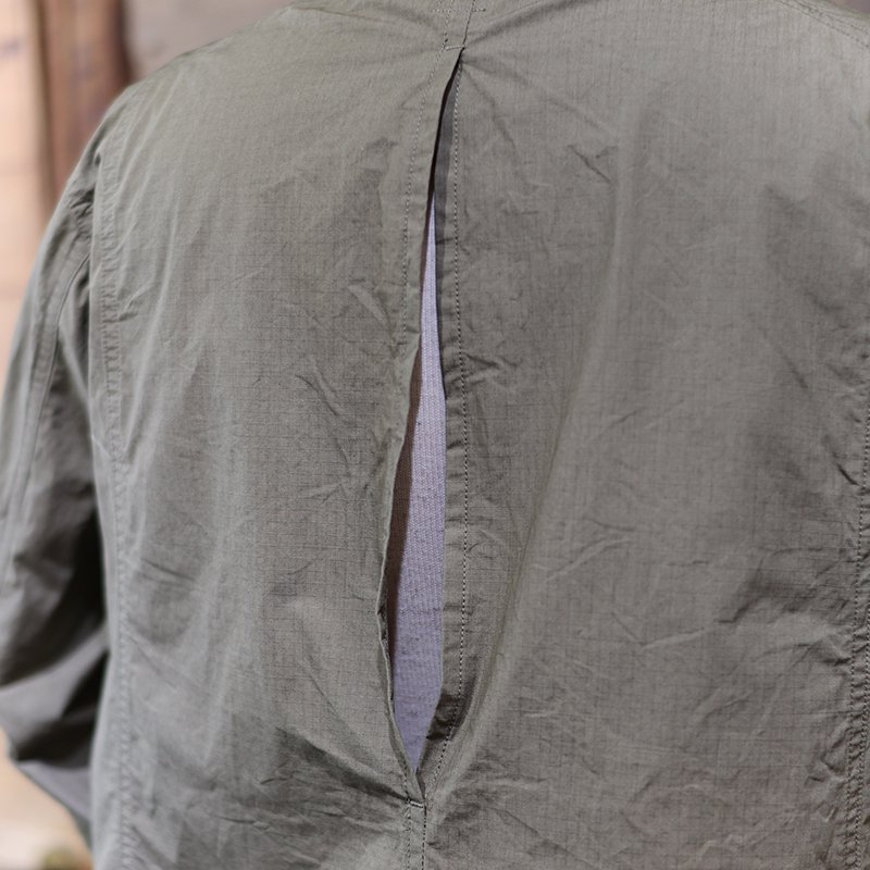 Tehu Tehu * Butterfly Hunting Jacket 2nd / Olive