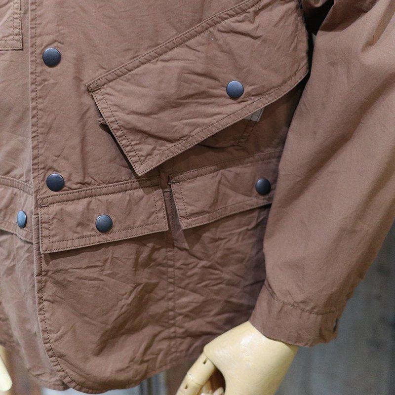 Tehu Tehu * Butterfly Hunting Jacket 1st-R / Brown