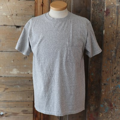 Goodwear * Crew Neck Pocket Tee -Mock Twist-