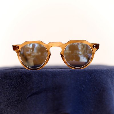 Lesca LUNETIER  -Vintage Collection- * Crown Panto / 6mm /3