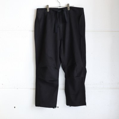 Quilp * LLOYD(Medium) Black Twill
