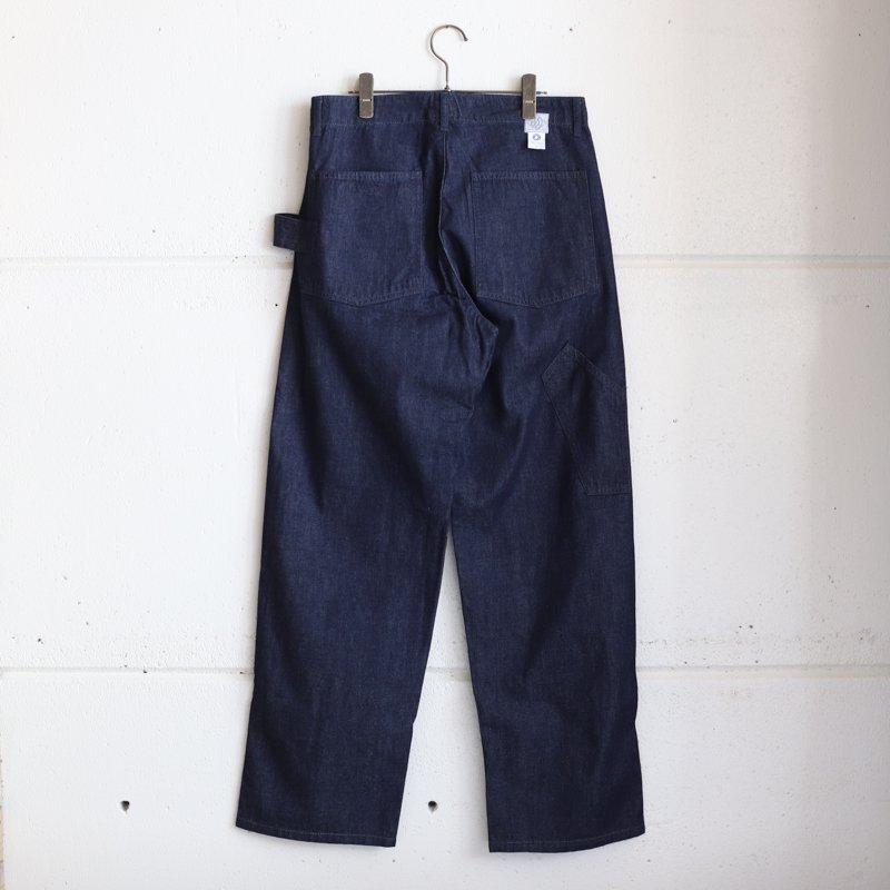 POST OVERALLS * Mainter Pants 10oz Denim
