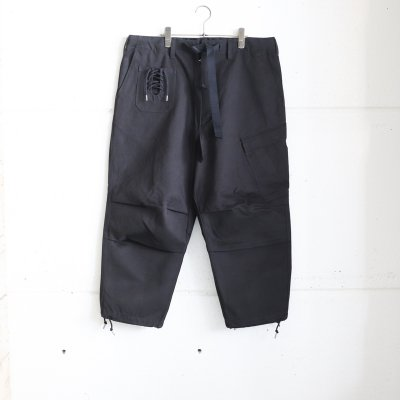 Quilp * Quilp x EESETT&Co   BISSONETTE (Medium) -  Black Twill