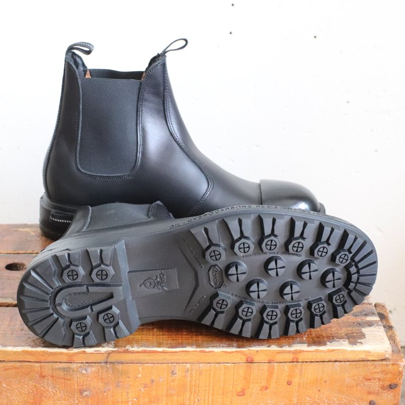 PEZZOL * Scud King's Cut Digger Rubber   Black