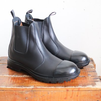PEZZOL * Side gore Boots    Black