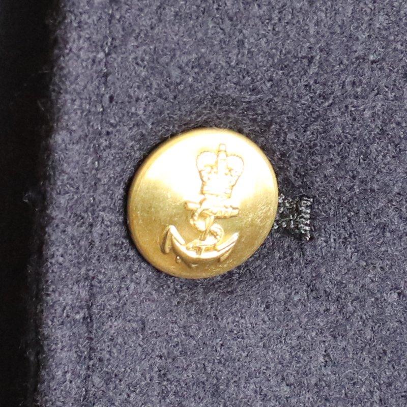 1ST PAT-RN * VITTORIO VENETO BLAZER   Melton Knit Navy