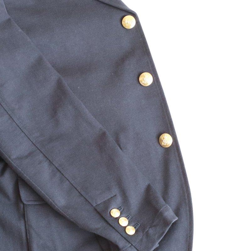 1ST PAT-RN * VESSEL BLAZER Jersey Navy