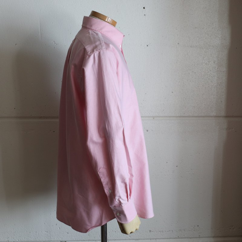 INDIVIDUALIZED SHIRTS  * Cambrige Oxford B.D -Classic Fit- / Pink