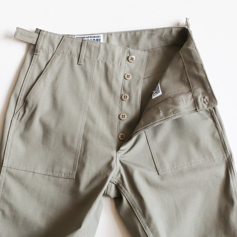EG WORKADAY * FATIGUE PANT  COTTON RIPSTOP   Khaki