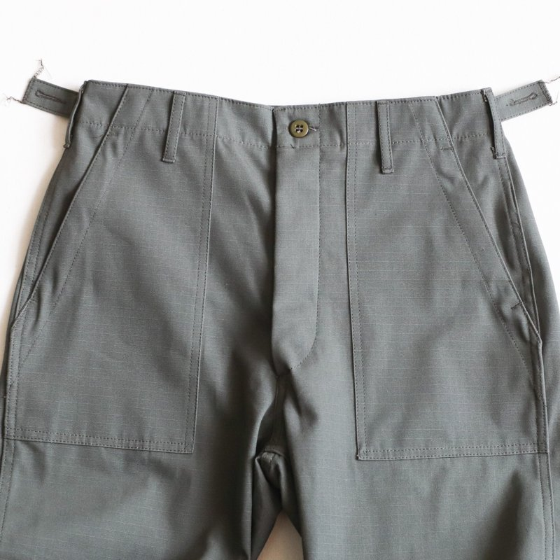 EG WORKADAY * FATIGUE PANT  COTTON RIPSTOP    Olive