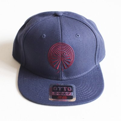 South2 West8  * Baseball Cap    Maze Emb Navy