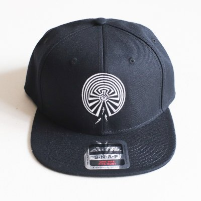 South2 West8  * Baseball Cap    Maze Emb Black