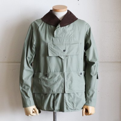Tehu Tehu * Butterfly Hunting Jacket 6th   Olive