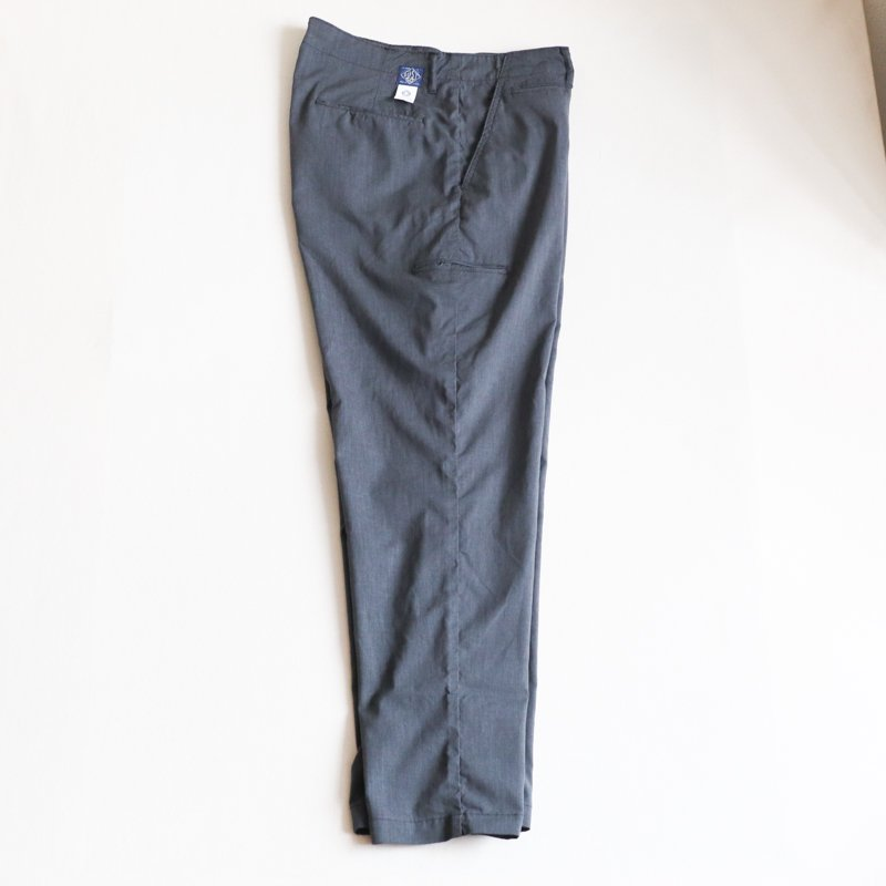 POST OVERALLS * CITI-CRUZ CHINO  Heather Grey
