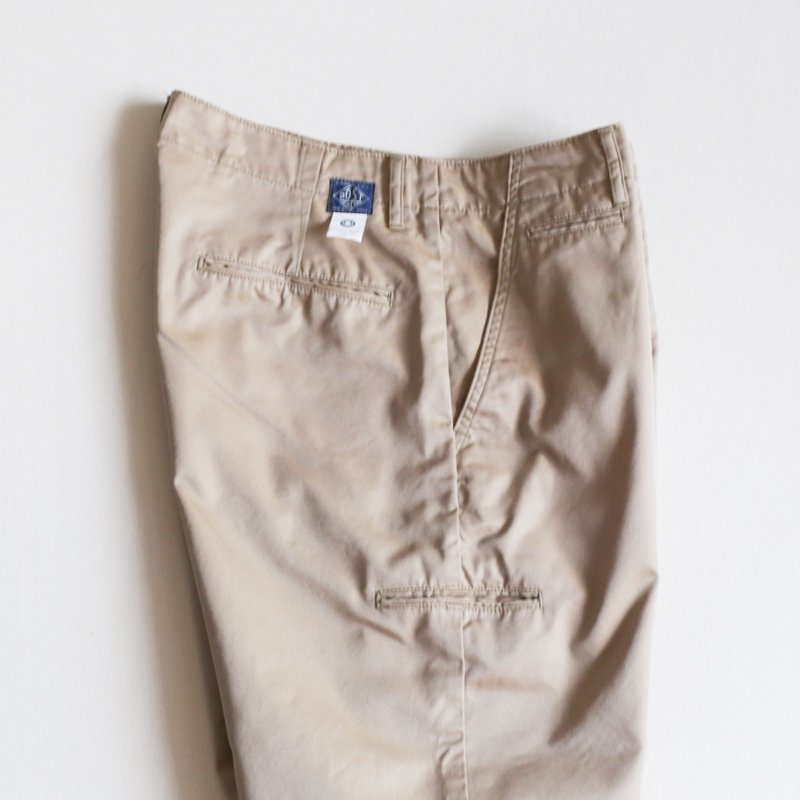 POST OVERALLS * CITI-CRUZ CHINO  Khaki