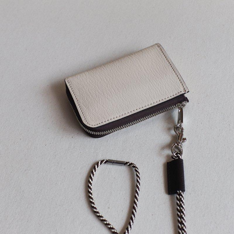 ITUAIS * Montado Neck Mini Wallet