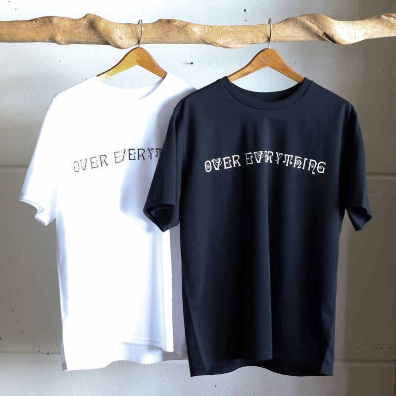 South2 West8  * CREW NECK TEE      OVER EVERYTHING