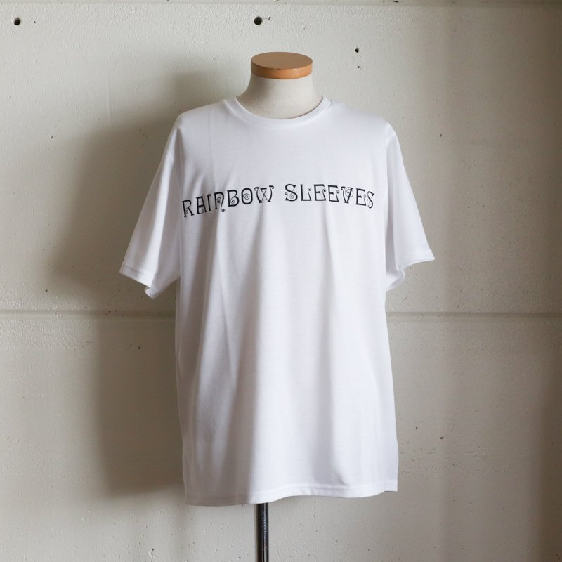 South2 West8  * CREW NECK TEE      RAINBOW SLEEVES