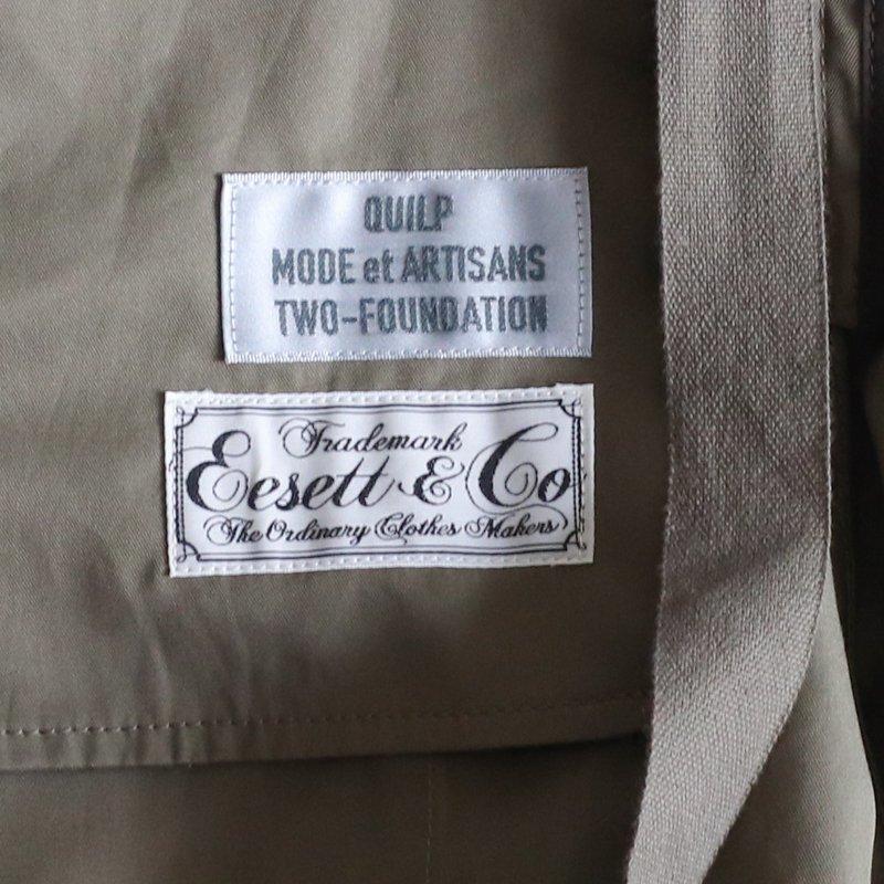 Quilp * Quilp x EESETT&Co  KLOOK   Khaki