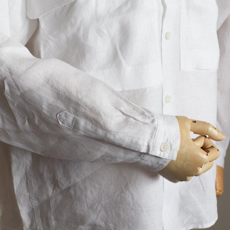 1ST PAT-RN * 1982 SHIRT  Hemp  White