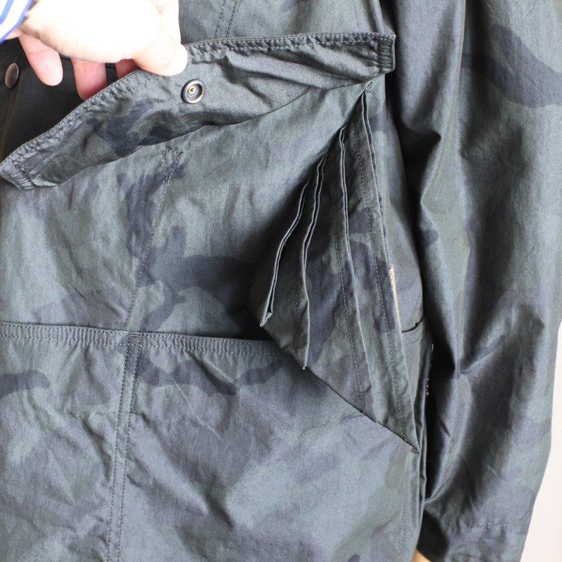 Tehu Tehu * Butterfly Hunting Jacket     1st Limited   Shade Woodland Camo