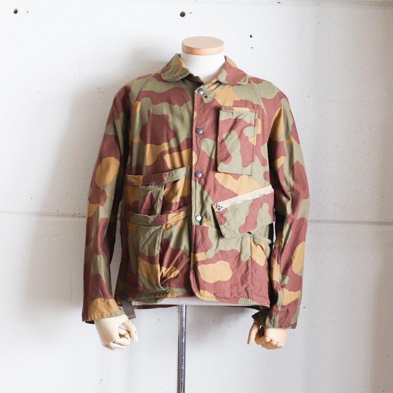 Tehu Tehu * Butterfly Hunting Jacket   3rd mod Limited  FG Camo