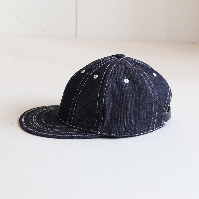 Blue Books Co. * Random Cap     10oz denim