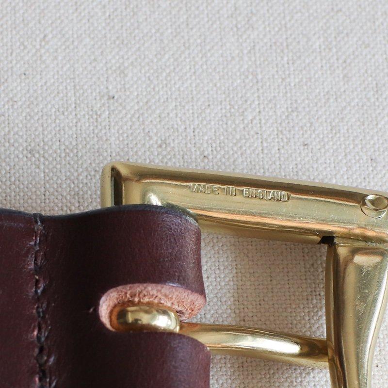 MARTIN FAIZEY * 1inch  quick release belt A.nut