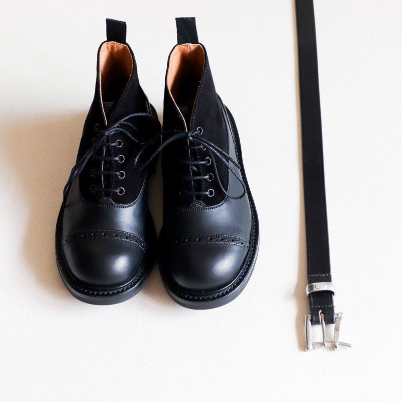 MARTIN FAIZEY * 1inch  quick release belt Black