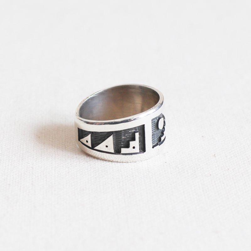 TIM MOWA * Adobe House Ring   18号