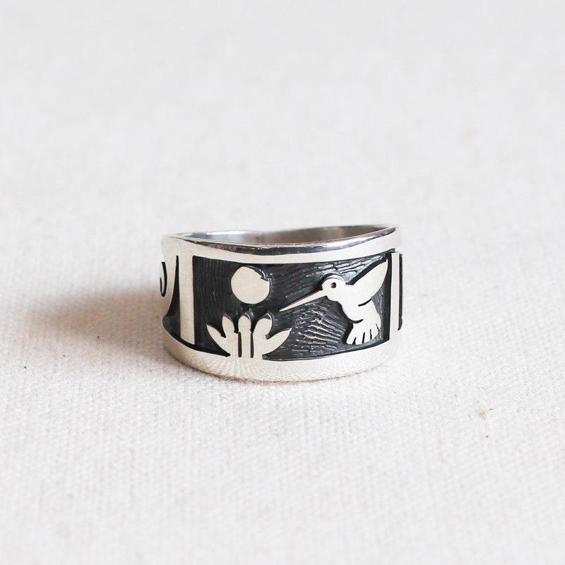 TIM MOWA * Humming Bird Ring   21号