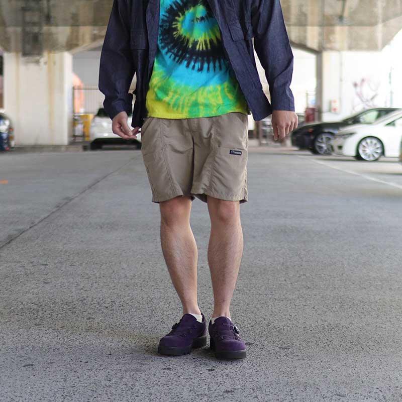 MOCEAN * Velocity Shorts  Khaki