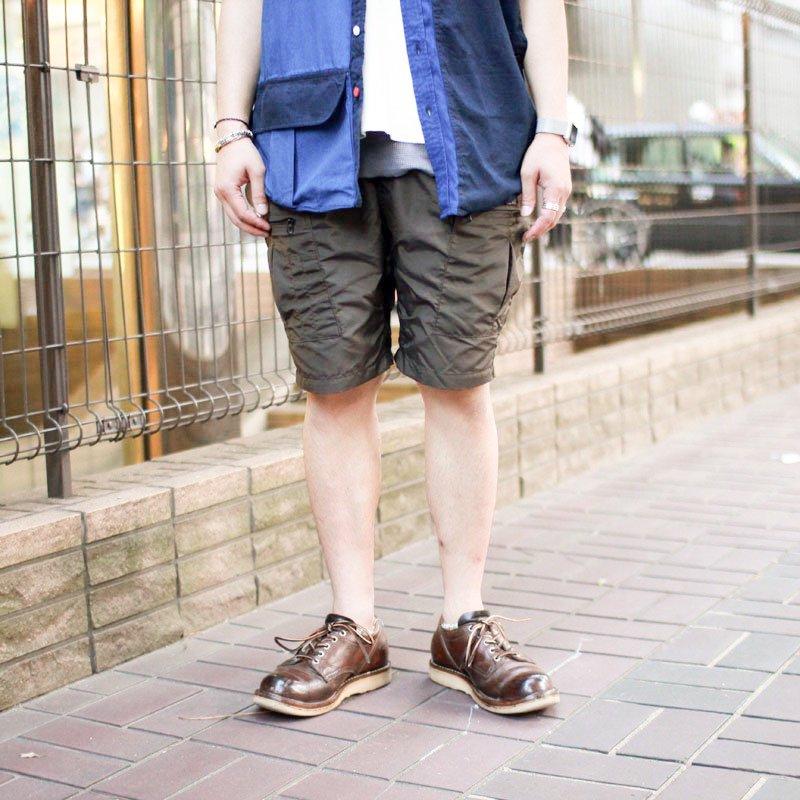 MOCEAN * Long Pursuit Shorts    Brown