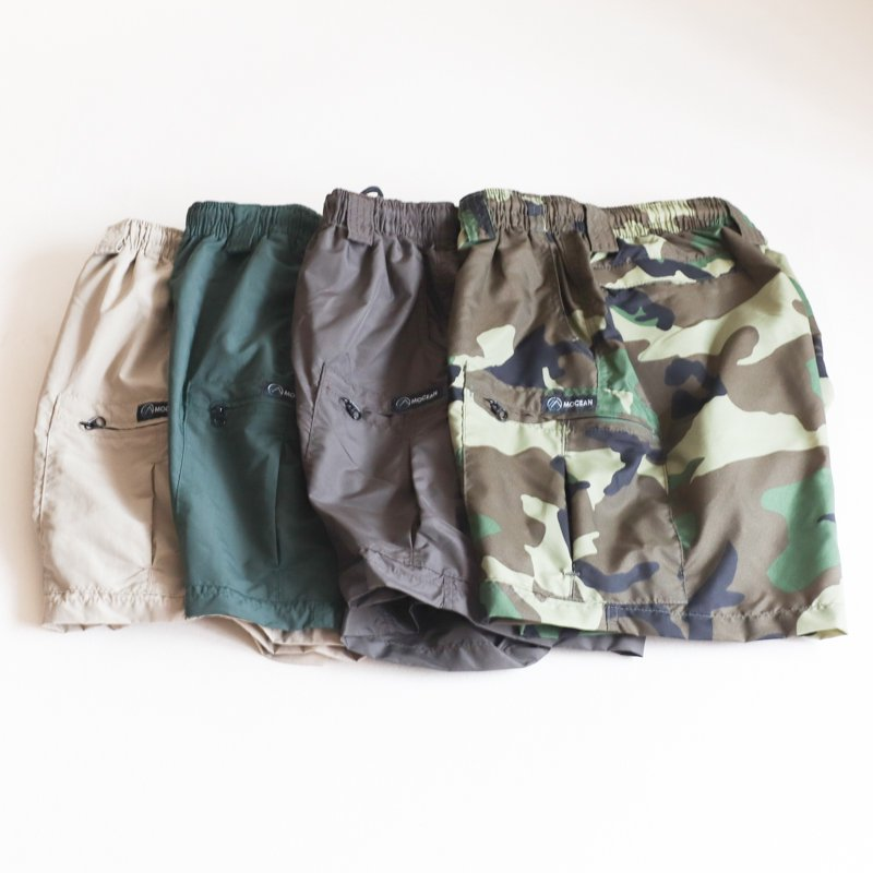 MOCEAN * Pursuit Shorts   Camo