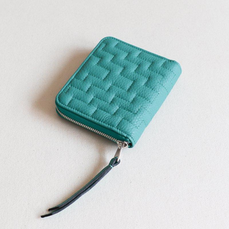 ITUAIS * RO-RO  Wallet Short         Chupi     Vert Jade