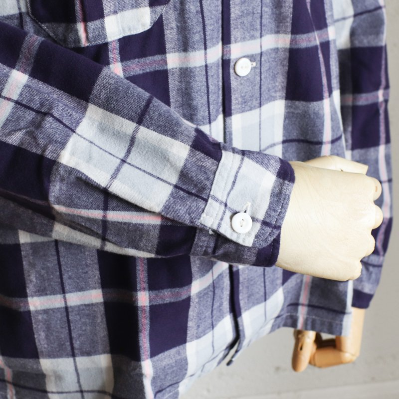 POST OVERALLS * E-Z Cruzer   Cotton Flannel  Purpie