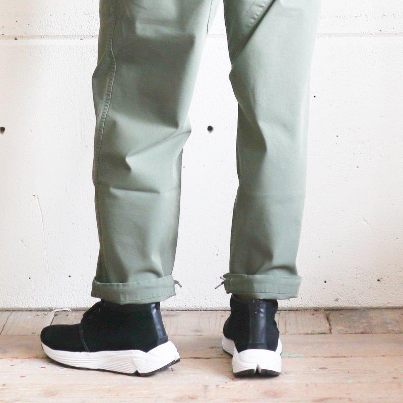DUSK STUDIO * Chukka boots  Black/White