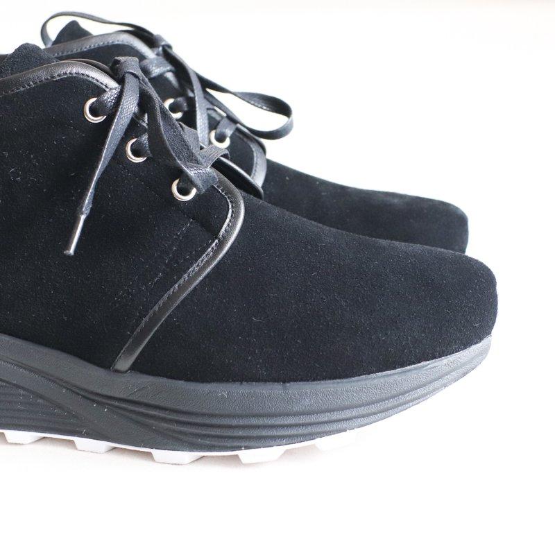 DUSK STUDIO * Chukka boots  Black/Black