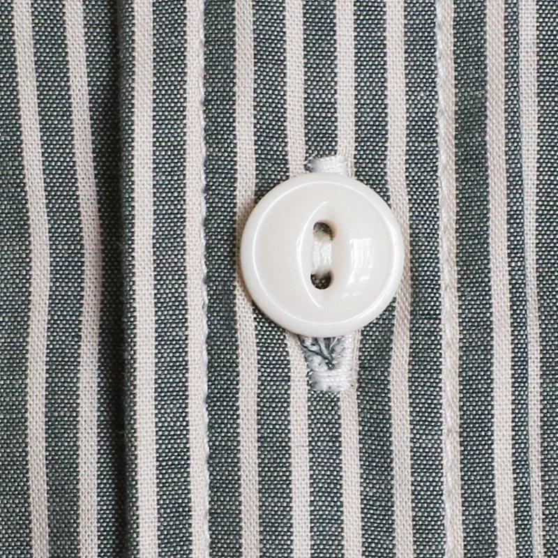 EG WORKADAY * UTILITY SHIRT  Cotton Crawford Green