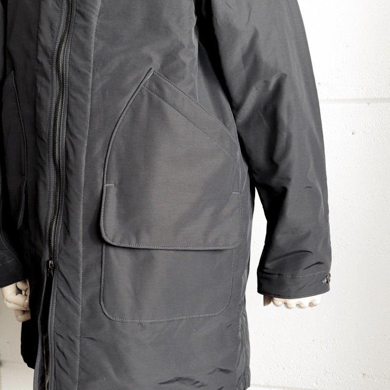POST OVERALLS * DEE COAT  C/N weather  black