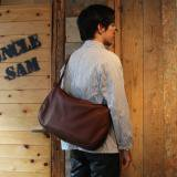 STYLE CRAFT  DSM-04 DEER (Shoulder bag)  Dark brown