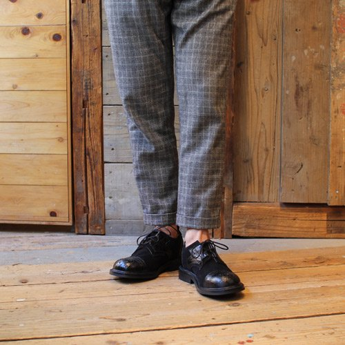 Quilp by Tricker's * Brogue Ghillie Shoes