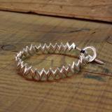 Jill Platner * Pinwheel Bracelet