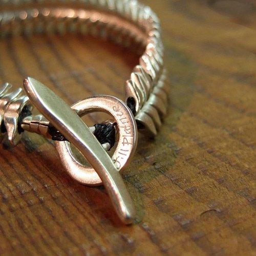 Jill Platner * Ricochet Bracelet