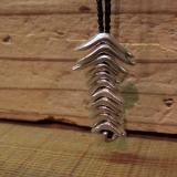 Jill Platner * Triggerfish Necklace