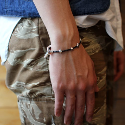 Jill Platner * Snowflake Bracelet