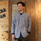 TILIT Chef Coat Houndtooth