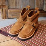 <img class='new_mark_img1' src='//img.shop-pro.jp/img/new/icons20.gif' style='border:none;display:inline;margin:0px;padding:0px;width:auto;' />YUKETEN Short pull-on boots FO G Brown