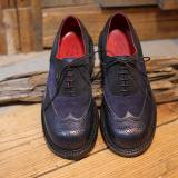 Quilp by Tricker's * Multi Tone Full Brogue