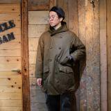 "<img class='new_mark_img1' src='//img.shop-pro.jp/img/new/icons20.gif' style='border:none;display:inline;margin:0px;padding:0px;width:auto;' />EAST HARBOUR SURPLUS ""ETHAN"" (Over coat) Olive"